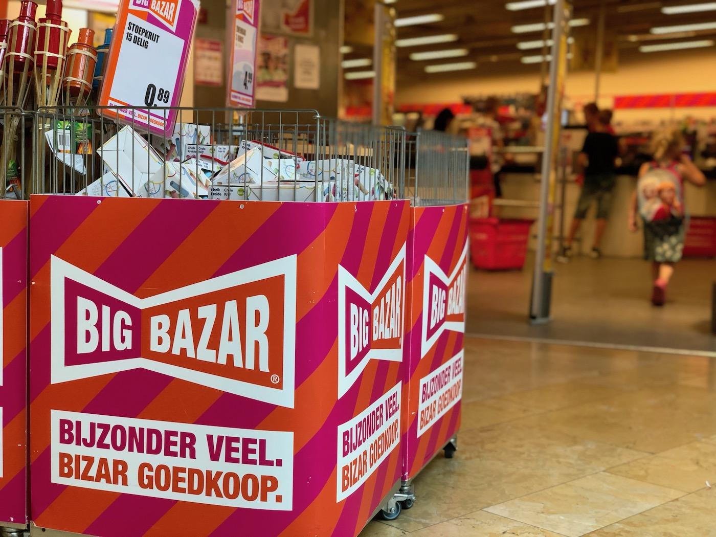 Big Big Bazar Bijzonder Bijzonder Goedkoop VeelBizar