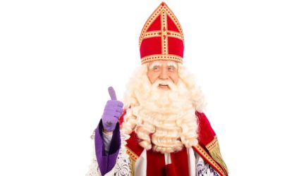 Sinterklaasfeest in Corio Center