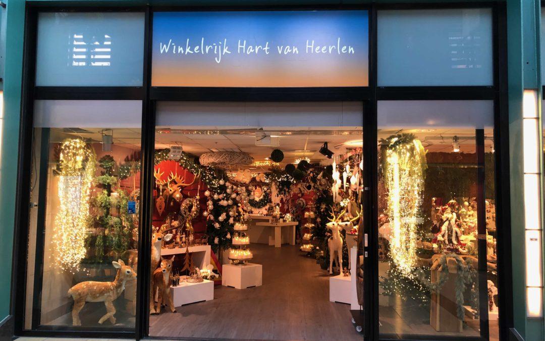 Kerst pop-up store